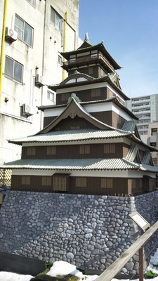 北の庄城模型.jpg